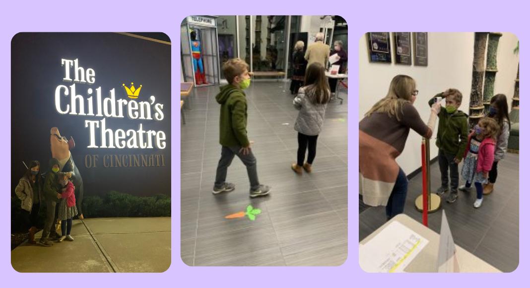 the children's theatre