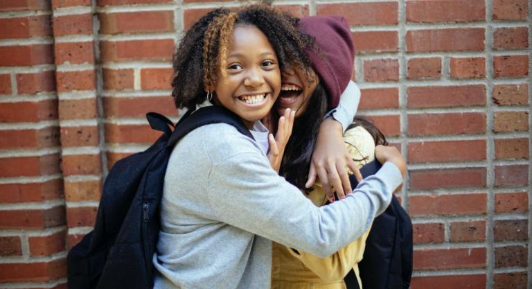 Sending Hugs {Creatively Celebrating National Hug Day on Jan. 21}