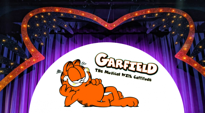 garfield the musical with cattitude