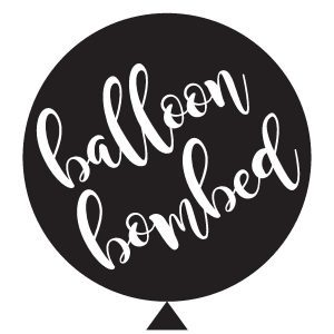 balloon bombed