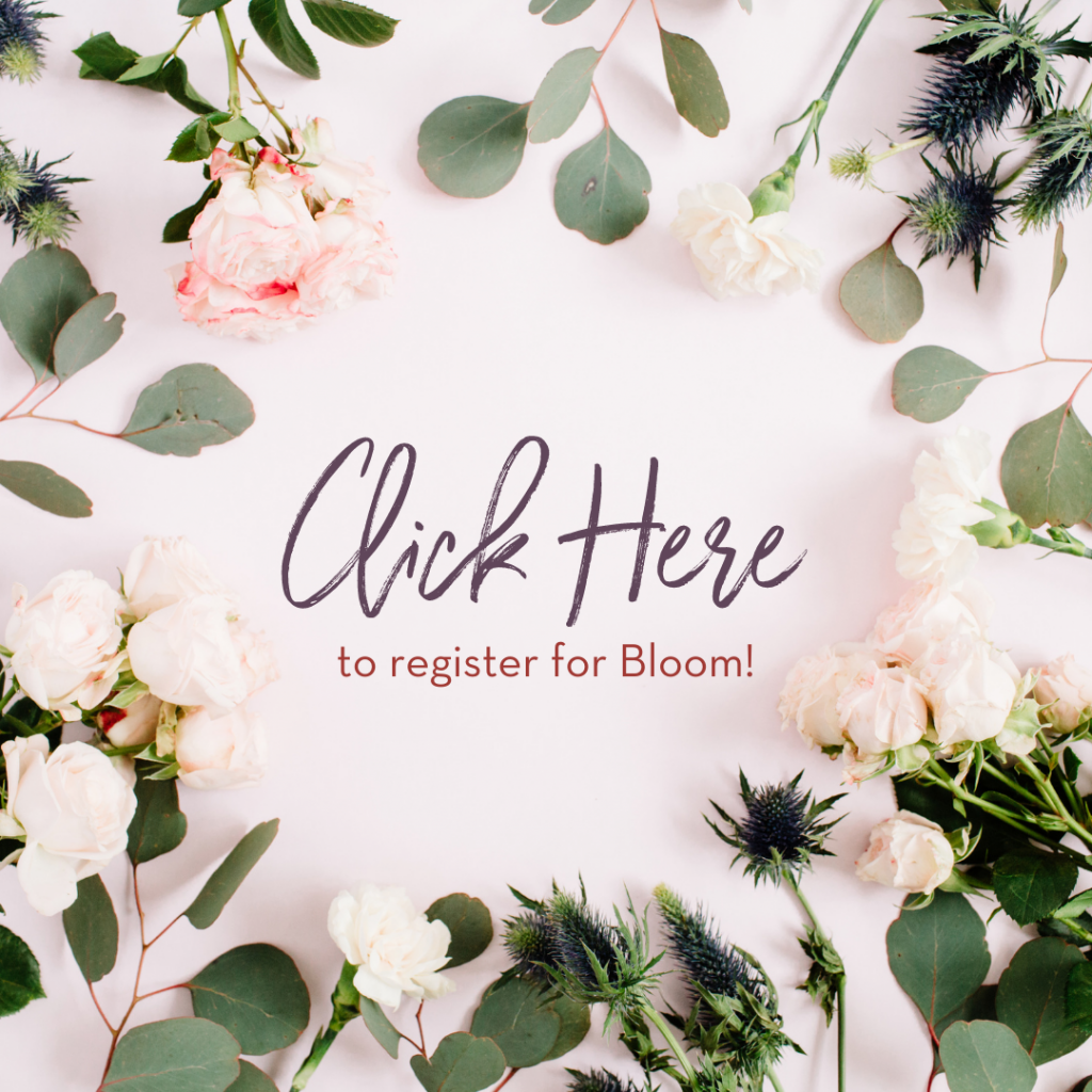 bloom for new and expecting moms