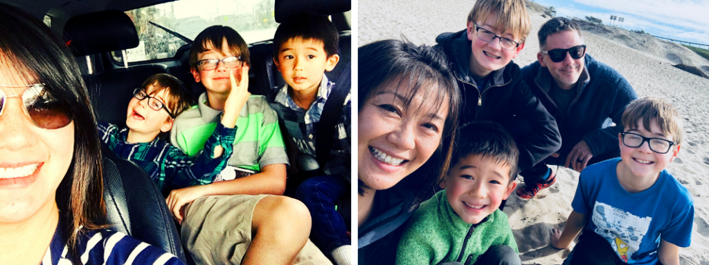 ixi chen and family
