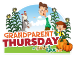 blooms and berries grandparent Thursday