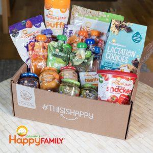 happy family organics giveaway