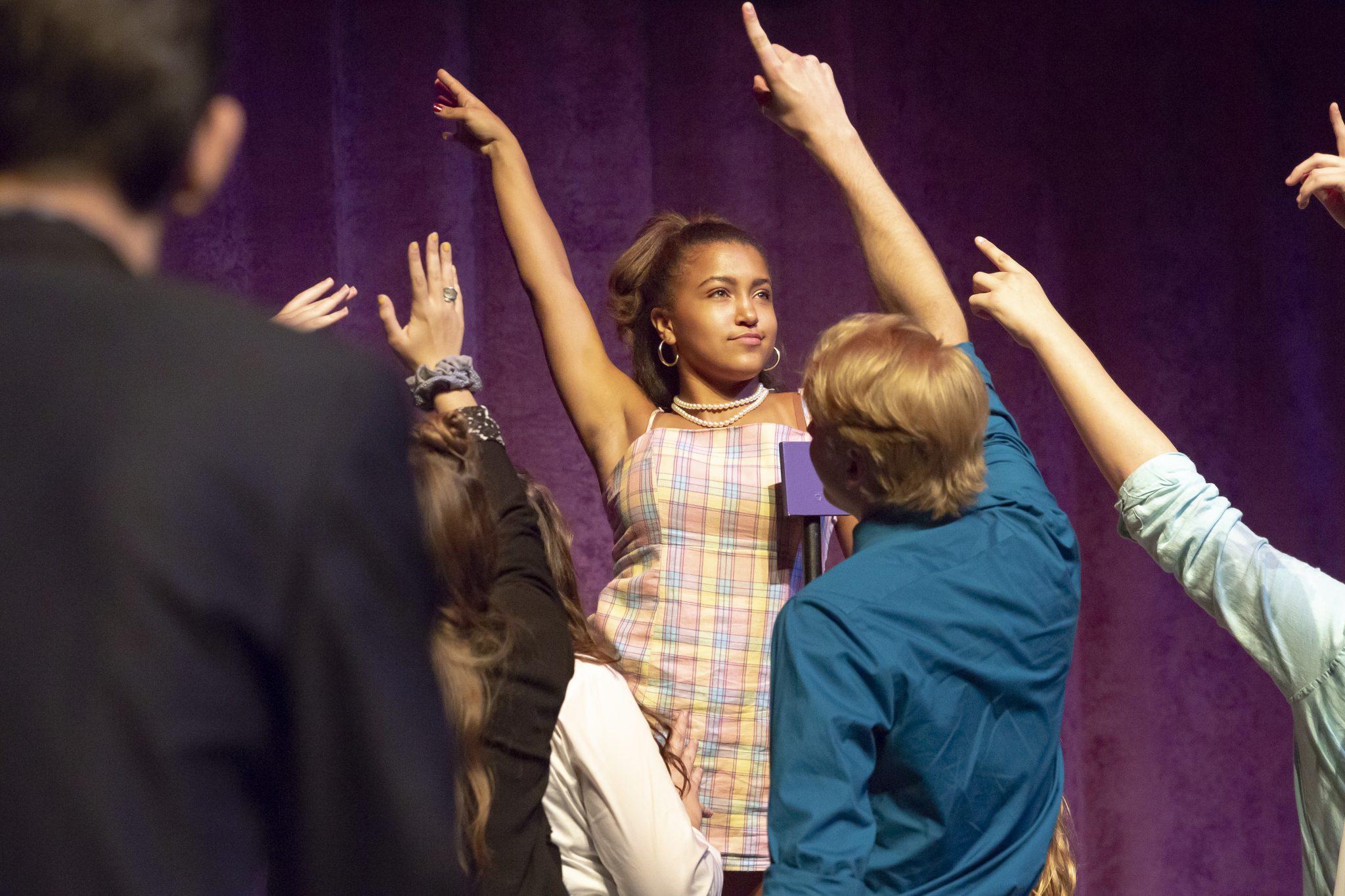 tct academy musical theatre dance