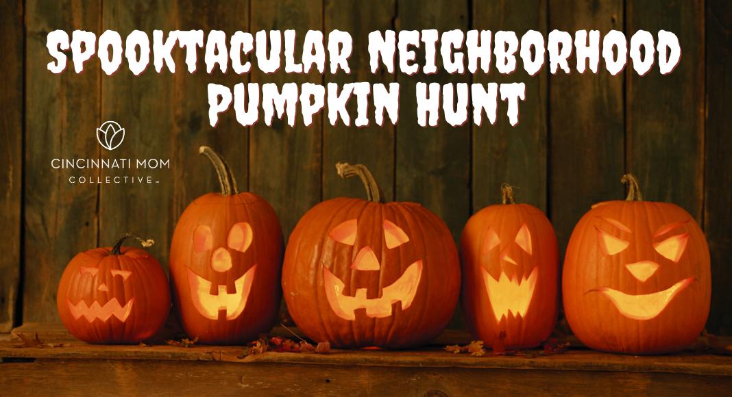 cincinnati spooktacular pumpkin hunt